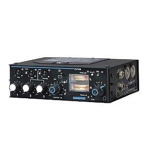 Microfone Mixer Shure FP 33