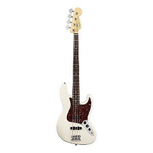 Contrabaixo 4C Passivo Fender AM Standard J Bass OW