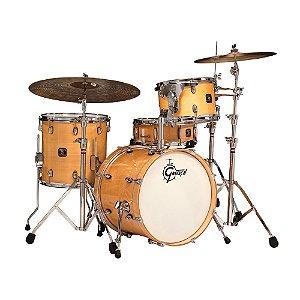 Bateria Acústica Gretsch Catalina Club Jazz CTJ 484 GN
