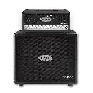 Cabeçote + Caixa Guitarra EVH 5150 III 1x12