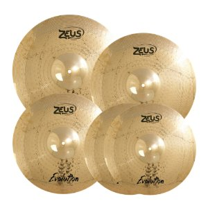 Set Pratos Zeus Evolution D 14/16/18/20""