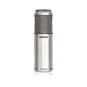 Microfone Estúdio Shure KSM 353