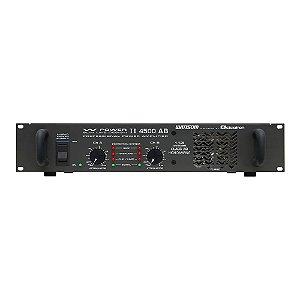 Amplificador Áudio Ciclotron W Power II 4500 AB