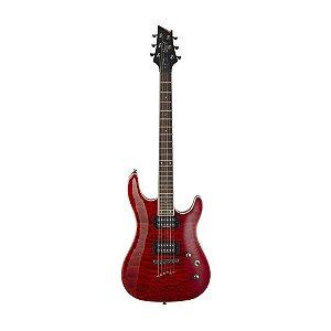 Guitarra Strato Cort KX 1Q BC