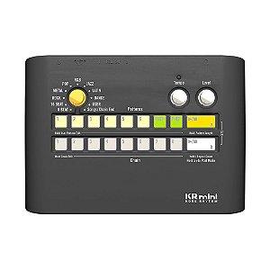 Módulo Bateria Eletrônica Korg KR Mini