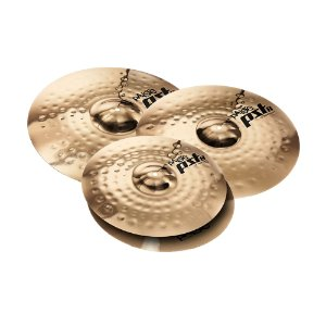 Set Pratos Paiste PST 8 Rock 14/16/20?