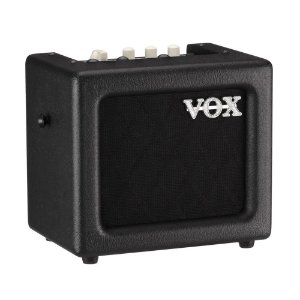 Combo Guitarra Vox Mini 3 G 2 BK Black