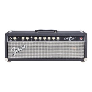 Cabeçote Guitarra Fender Super Sonic 60 HD Black