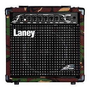 Combo Guitarra Laney LX 20 R CAMO
