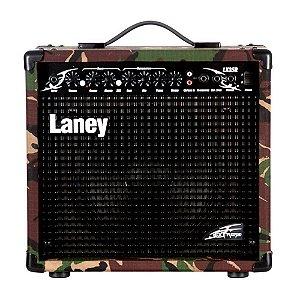 Combo Guitarra Laney LX 35 R CAMO