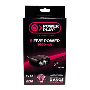 Fonte Pedal Power Play Five 9V