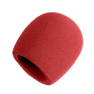 Windscreen Shure A 58 WS RED