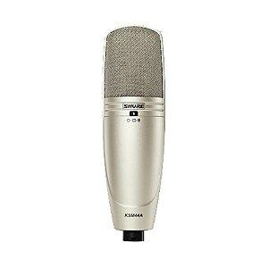 Microfone Estúdio Shure KSM 44 A SL