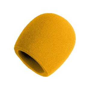 Windscreen Shure A 58 WS YELLOW