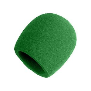 Windscreen Shure A 58 WS GREEN