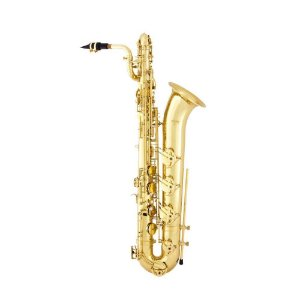 Saxofone Barítono Quasar Eb QBS 104 L