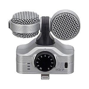 Microfone Gravação Zoom iQ 7