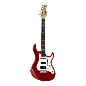Guitarra Strato Cort G 220 CAR