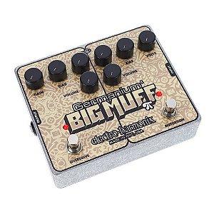 Pedal Guitarra Electro Harmonix Germanium 4 Big Muff