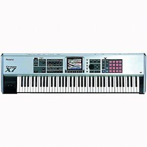 Teclado Roland Fantom X7