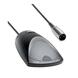 Suporte Microfone Gooseneck Shure MX 400 DP