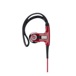 Fone In-Ear Monster Cable Powerbeats Sports Red