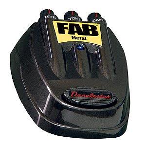 Pedal Guitarra Danelectro FAB D 03 Metal