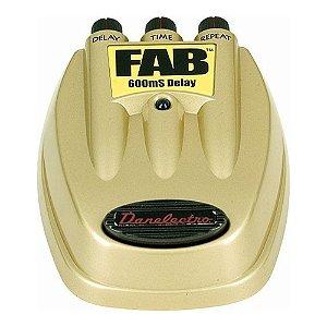 Pedal Guitarra Danelectro FAB D 08 Delay