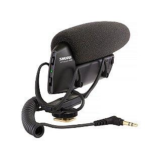 Microfone Shotgun Shure VP 83