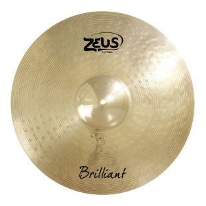 "Prato Ataque 16"" Zeus Brilliant Crash"