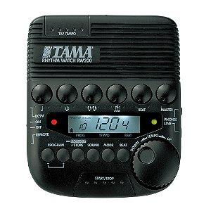 Metrônomo Digital Tama RW 200
