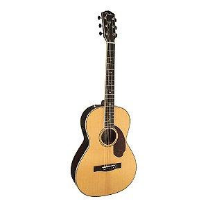 Violão Clássico Fender PM 2 Paramount Deluxe Parlor EB