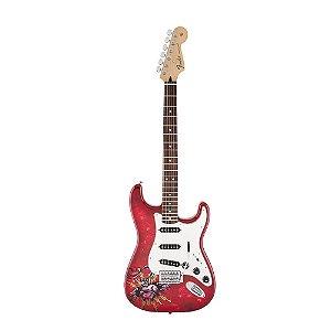 Guitarra Strato Fender Standard David Lozeau Art SH