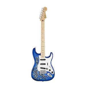 Guitarra Strato Fender Standard David Lozeau Art Dragon
