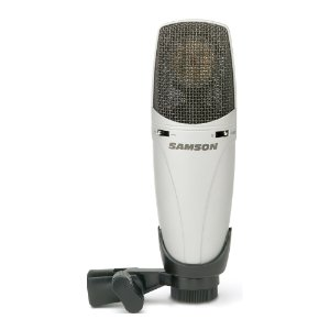 Microfone Estúdio Samson CL 7