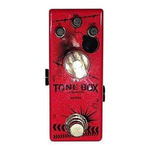 Pedal Guitarra Overtone Tone Box Booster