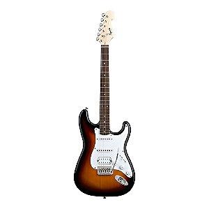 Guitarra Strato Squier Bullet HSS BS