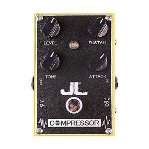 Pedal Contrabaixo/Guitarra JL Compressor