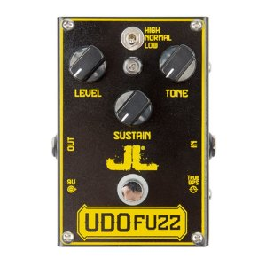 Pedal Guitarra JL UDO Fuzz