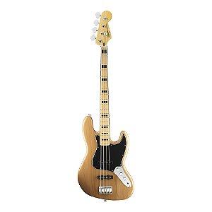Contrabaixo 4C Passivo Squier by Fender Vintage Modified J. Bass Natural