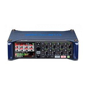 Gravador Multi-Faixa Zoom F8