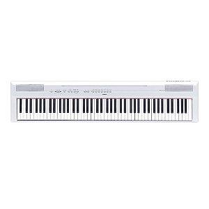 Piano Digital Yamaha P 115 WH