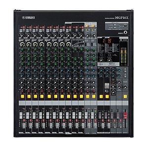 Mesa Analógica Yamaha MGP 16 X