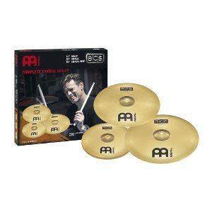 Set Pratos Meinl BCS 14/16/18