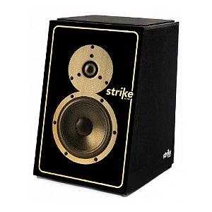 Cajon Inclinado FSA Strike SK 5011 Sound Box com captação