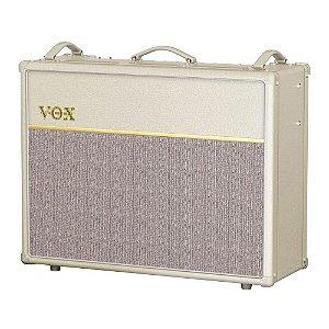 Combo Guitarra Vox AC 30 C 2 LTD Edition Cream