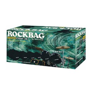 Capa Bateria Fusion I Rock Bag RB 22900 B