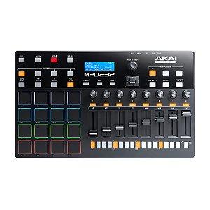 Controlador MIDI USB Akai MPD 232