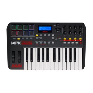 Controlador MIDI USB Akai MPK 225