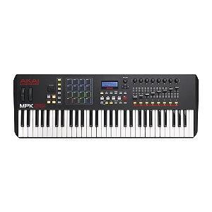 Controlador MIDI USB Akai MPK 261